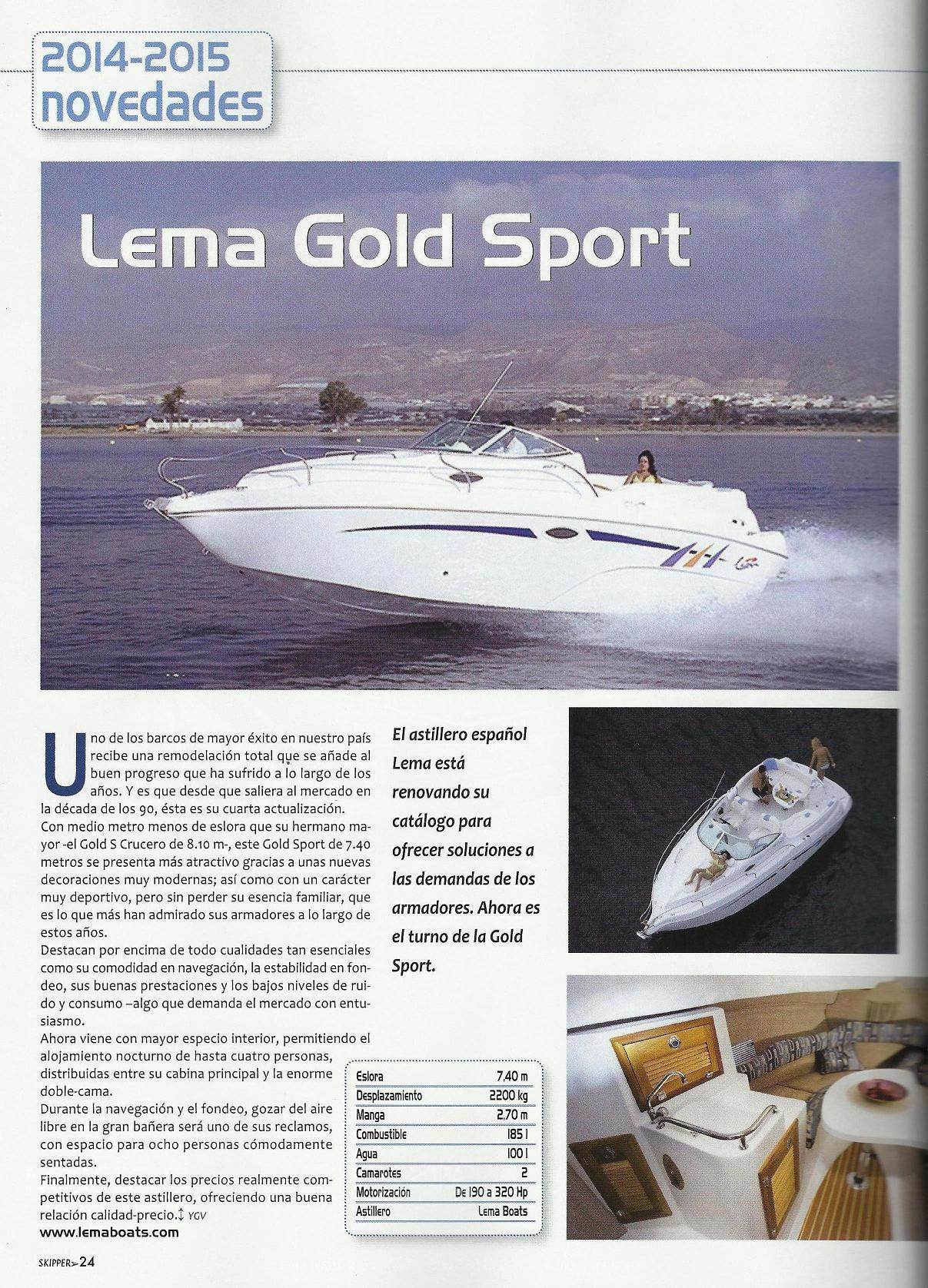Gold II Sport pque